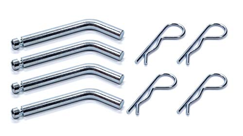 Reese Replacement Part, 4 Pins & Clips for #6000, 6001, 6002, 6021, 6022, 6030, 6032, 50415, 50416, 50536, 30031, 30032, 30033, 30034, 30046, 30047, 58079