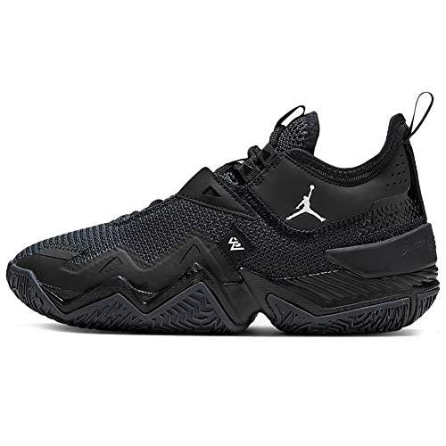 Nike Jordan Westbrook ONE TAKE (GS) Basketball Shoe, Black/White-Anthracite, 36 EU