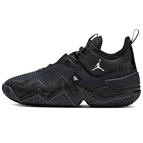 Nike Jordan Westbrook ONE TAKE (GS) Basketball Shoe, Black/White-Anthracite, 39 EU