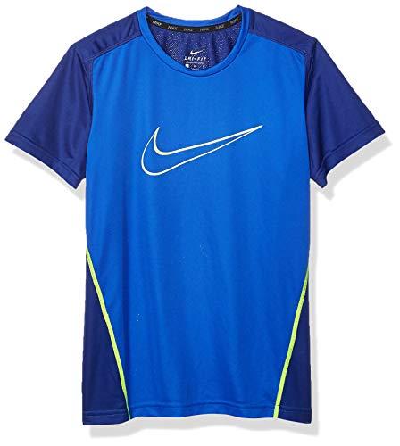Camiseta nike air Trainer azul