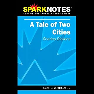 SparkNotes Guide for A Tale of Two Cities audiobook cover art