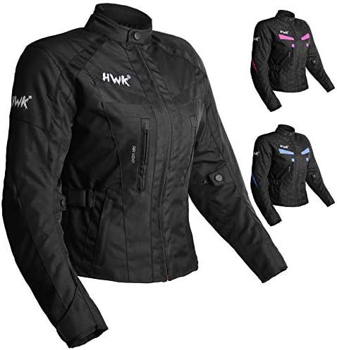 Women s Motorcycle Jacket For Women Stunt Adventure Waterproof Rain Jackets CE Armored Stella product image