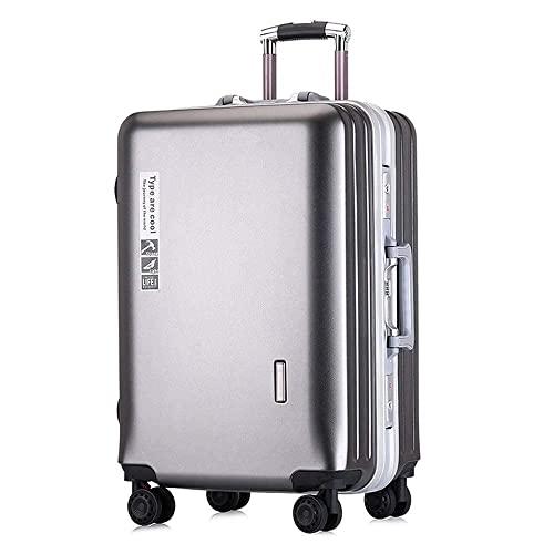 KCGNBQING Gepäckkoffer Einfache...