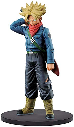 Banpresto DRAGON Ball DXF The Super Warriors Volume 2 Saiyan 2 Trunks Action Figure image