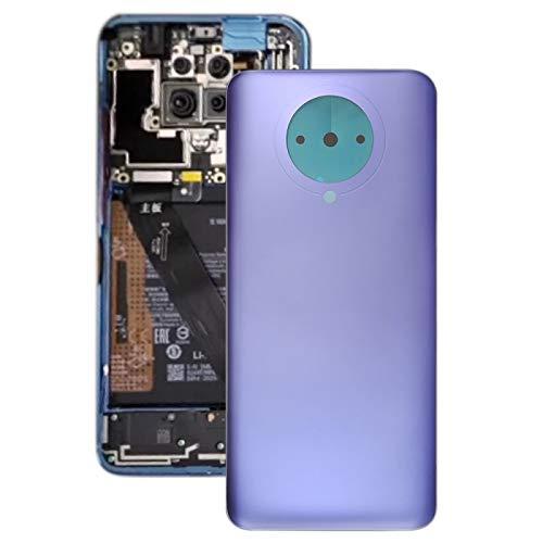 Repuesto Xiaomi Tapa Trasera de la batería Original para Xiaomi Redmi K30 Pro/Redmi K30 Pro Zoom Repuesto Xiaomi (Color : Púrpura)