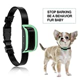 MASBRILL Dog Bark Collar Safe No Bark Control Device for Tiny Small Medium Dog Stop Barking by Sound and Vibration No...