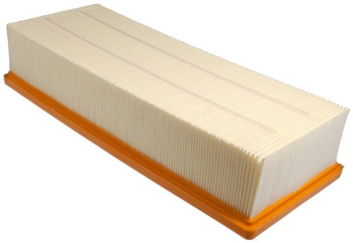 Mahle Knecht LX 1211 Luftfilter, orange
