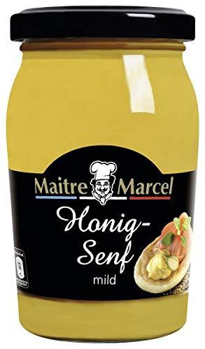 Maitre Marcel Honig-Senf 200 ML