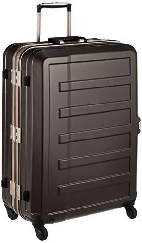 [レジェンドウォーカー] スーツケース 不可 保証付 85L 68 cm 5.2kg モカ