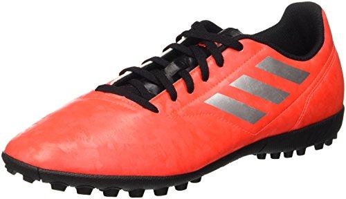 adidas Herren Conquisto Ii Tf Fußball-Trainingsschuhe, Multicolore (Solred/Silvmt/Cblack), 45 1/3 EU