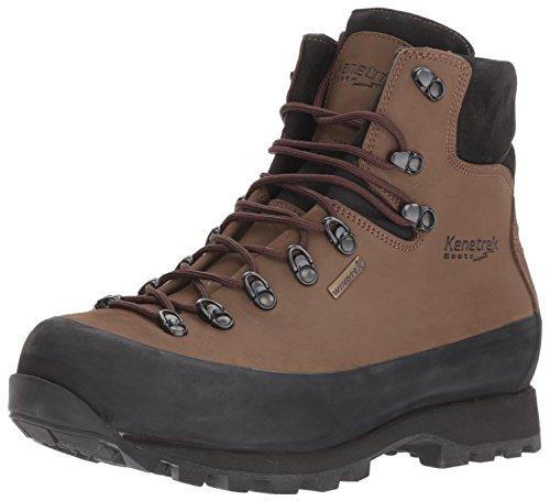 Kenetrek Men's Hardscrabble Hiker Hiking Boot,Brown,14 M US