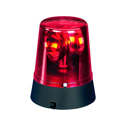 Fun Express - Flashing Mini Red Beacon Light. (4 1/4' )