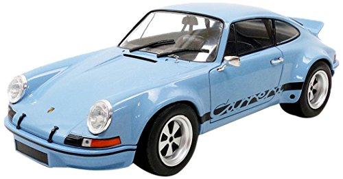 Solido S1801101 1:18 Porsche Carrera RSR 2.8 (1974), blauw, schaal