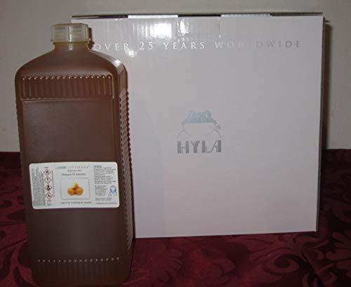 LUFTMAXX Aceite de naranja natural, 1000 ml, incluye purificador de aire Hyla Aera. ⭐