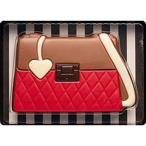 Weibler Confiserie Geschenkpackung Handtasche aus Schokolade   70g