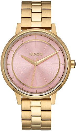 Nixon Kensington Reloj para Mujer Analógico de Cuarzo japonés con Brazalete de Acero Inoxidable A0992360