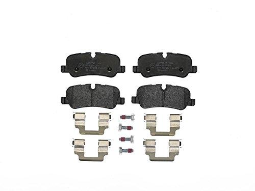 Brembo P44013 Rear Brake Pad Set