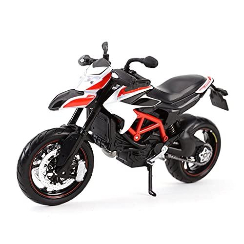 Motocicleta Miniatura 1:12 DIAVEL Carbon 1199 NINET para YZF-R1 Z900RS para Ninja H2 R ZX-10R Diecast Alloy Motocicleta Modelo de Juguete para Panigale  R1200GS (Color : 10)