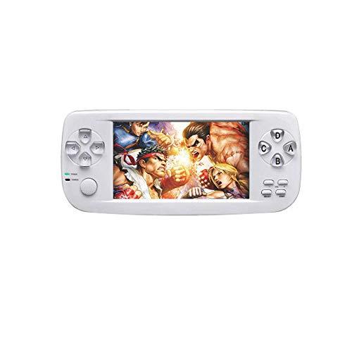 DZTIZI Handheld spelconsole onderweg, klassieke Fc games draagbare retro console powerbank retro videospelconsole