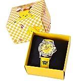 Kinder-Uhren Pokemon Pikachu Armbanduhren für Jungen und Mädchen Silikonarmband Quarz Mini Monster Uhr mit Box für Kinder Spielzeug Geburtstag