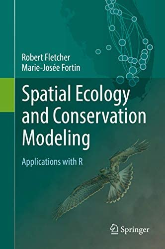 Spatial Ecology and Conservation Modeling Applications with R product image