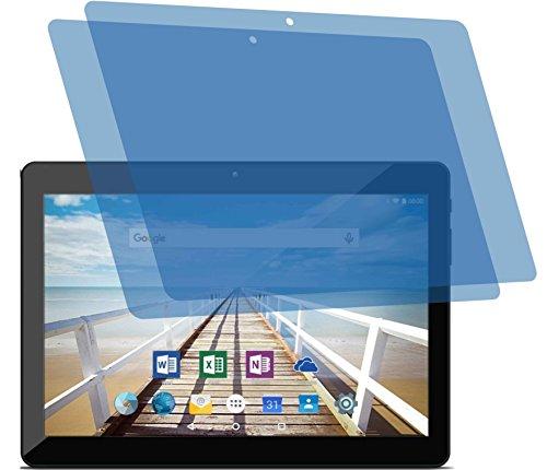 4ProTec I 2X ANTIREFLEX matt Schutzfolie für Odys Thor 10 Plus 3G Premium Bildschirmschutzfolie Displayschutzfolie Schutzhülle Bildschirmschutz Bildschirmfolie Folie