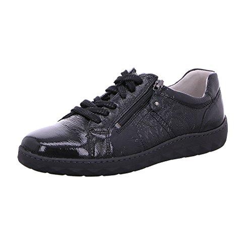WaldLäufer 921002143/001 Herne - Alfombra de pasillo, color negro, color Negro, talla...