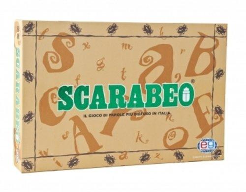 Editrice Giochi Gioco da Tavolo Scarabeo, Multicolore, 6033993