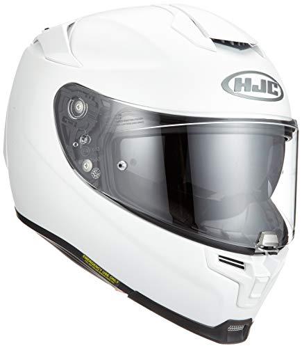 HJC 143090 Motorradhelm, Weiß M Bianco