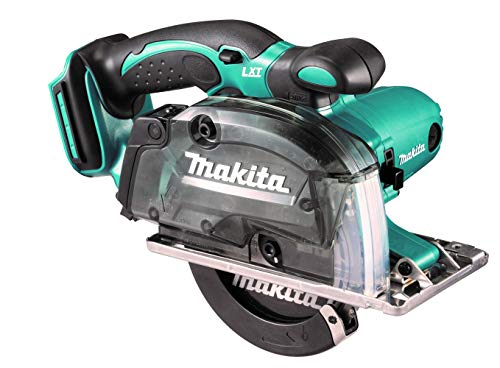 Makita DCS553ZJ 18V Li-Ion LXT Brushless 150mm Metal Saw Supplied in A Makpac Case - Batteries and Charger Not Included