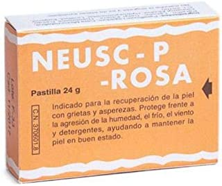 NEUSC-P ROSA PASTILLA GRASA ASPEREZA 24G