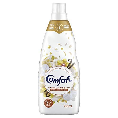 Comfort Aromatherapy Fabric Conditioner Vanilla Orchid, 750ml