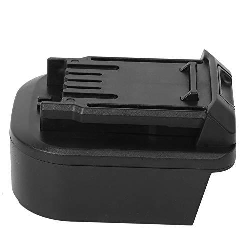 Adaptador de batería, conversión duradera de 18 V de alta calidad para WORX Adaptador de batería de herramienta eléctrica verde para Worx, producto electrónico para herramientas de batería