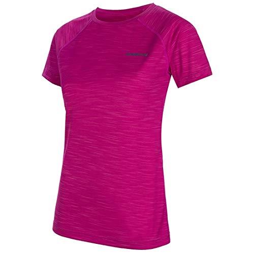 Trango Camiseta Diazas, Mujer, Malva, L