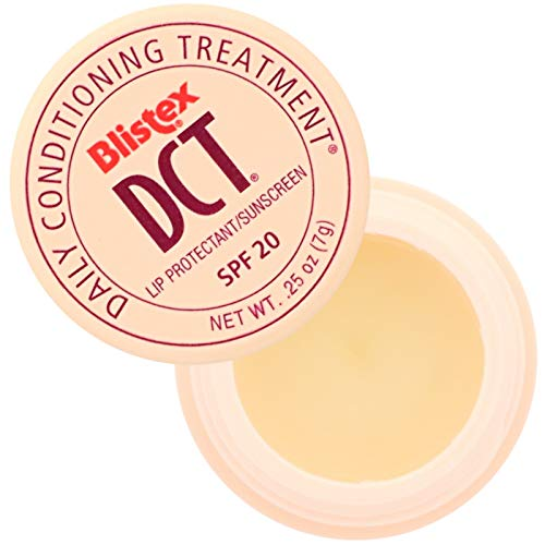 Blistex DCT Daily Conditioning Treatment SPF 20 0.25 oz(Pack of 3)