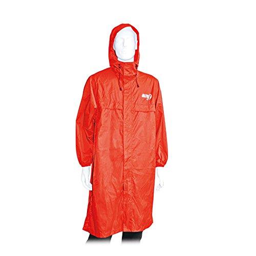 ALTUS Atmospheric - Poncho imperméable Unisexe, Couleur Rouge, Taille XL-XXL