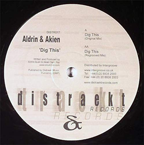 Dig This [Vinyl Single]