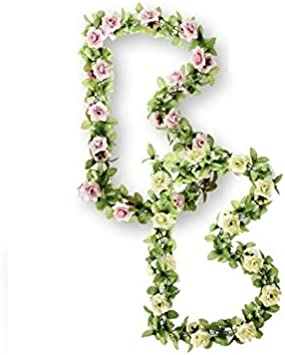 Basil Blumengirlande Fahrrad Lenkerblume Deko, RosesGarland