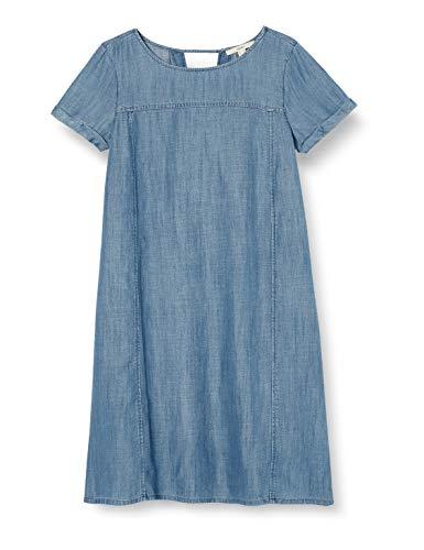 Esprit 040ee1e368 Vestido, 902/Blue Medium Wash, M para Mujer