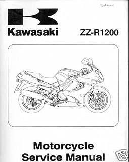2002 KAWASAKI MOTORCYCLE ZZ-R1200 SERVICE MANUAL