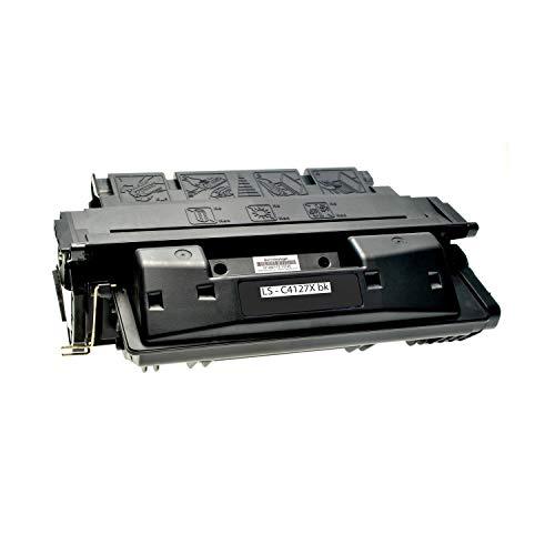 Logic-Seek Toner kompatibel zu HP 27X Laserjet 4000 N SE TN 4050 N SE TN - C4127X - Schwarz 10.000 Seiten