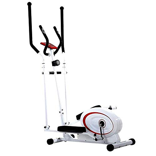 SEESEE.U Step Fitness Machines, Ellittica Machine Trainer Attrezzatura compatta per Esercizi Life Fitness per Allenamento a casa Offic Gym