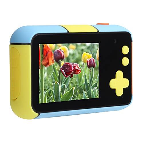 Pssopp Cámara Digital para niños Videocámara para niños de Alta definición 2800W Mini cámara Digital para niños para niños y niñas
