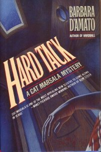 Hard Tack: A Cat Marsala Mystery 0373260970 Book Cover