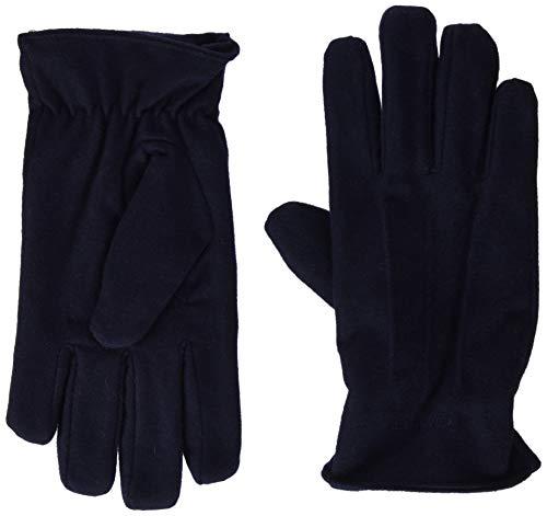 GANT Herren MELTON GLOVES Handschuh für besondere Anlässe, Classic Blue, L-XL