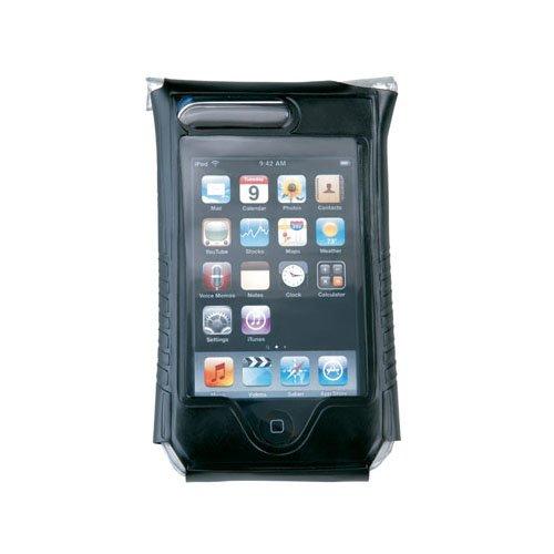 Topeak DryBag - Funda impermeable para iPhone4/4s, color negro
