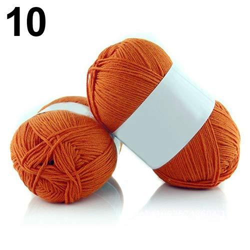 tianxiangjjeu wollen garen, katoen natuurlijke bamboe baby kind multi-strand melk wol kleding jas