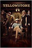 Sanwooden Yellowstone Staffel 3 (2020) Hit TV-Serie Cover
