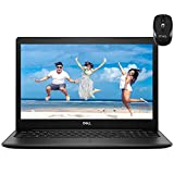 2020 Dell Inspiron 15 3000 3583 Flagship Laptop 15.6' HD Anti-Glare Display Intel Core Celeron 4205U Processor 8GB DDR4 512GB SSD Intel UHD Graphics HDMI WiFi Webcam Win 10 + iCarp Wireless Mouse