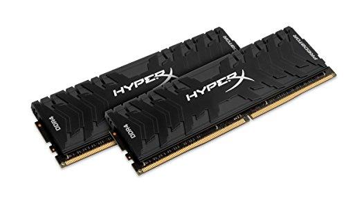 HyperX Predator - Memoria RAM de 16 GB (DDR4, Kit 2 x 8 GB,